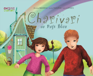 """""""Charivari au Pays Bleu"""". Album Jeunesse - Livre disque . Jacques BIENVENU"""