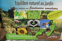 Equilibre Naturel au Jardin