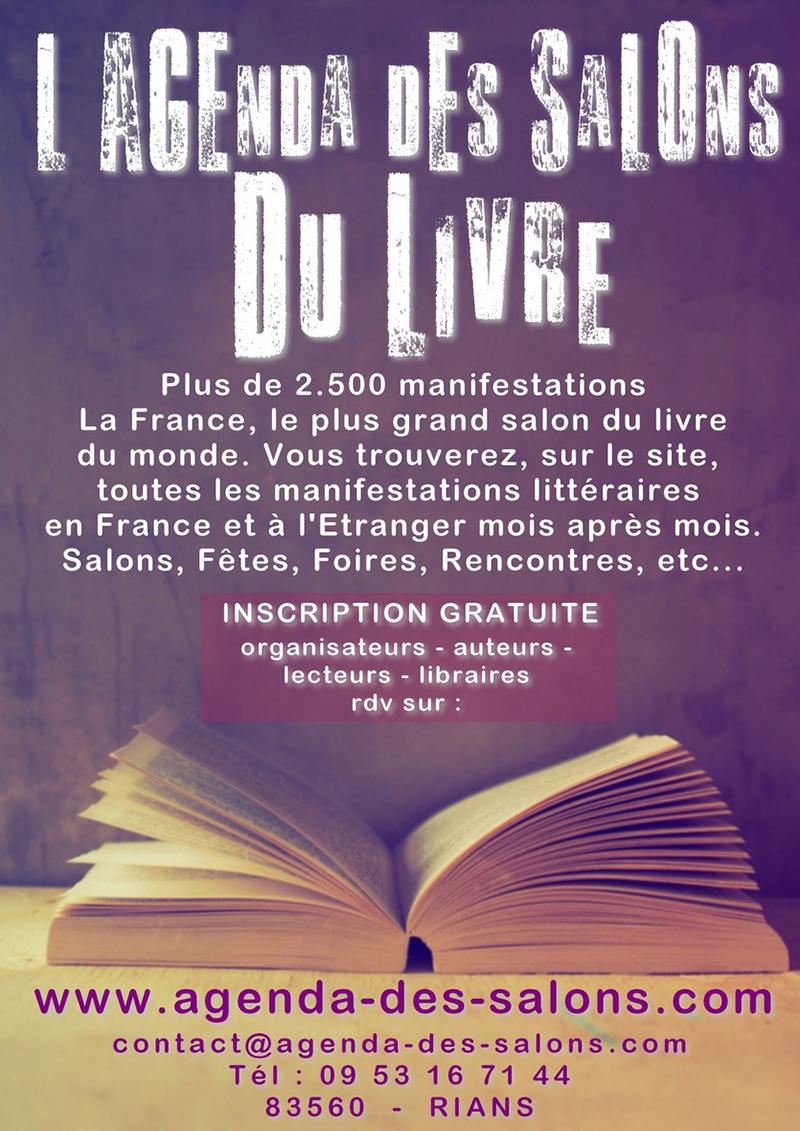 7 lire salons du livre for Salon du livre de pau