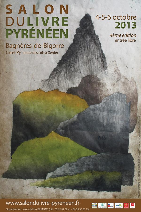 Salon du Livre Pyrénéen 2013