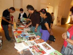 Comme chaque année, TG'OC participe à la promotion de la culture occitane avec un stand d'information et de découverte de notre culture millénaire.