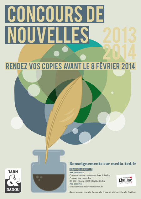 Concours de Nouvelles 2013 Tarn & Dadou