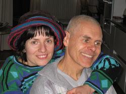 Gérard et Julie Conton