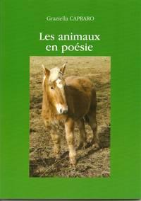 Les animaux en poésie. Graziella CAPRARO