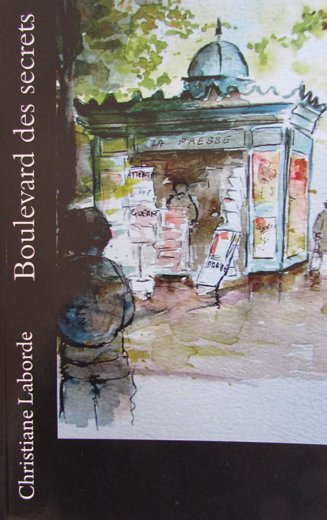 """Boulevard des secrets"". Christiane LABORDE"