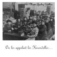 """""""On les appelait les Hirondelles"""". Marie BAULNY CADILHAC"""
