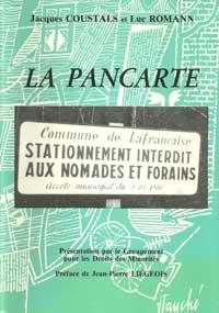 La Pancarte. Jacques COUSTAL