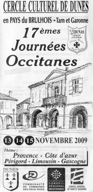 Journée Occitane Dunes
