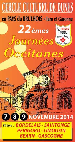 Journées Occitanes - Dunes (82)