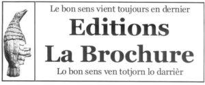 Editions La Brochure