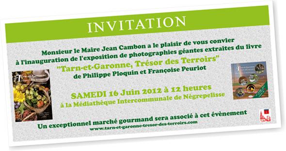 Philippe Ploquin & Françoise Pleuriot à Nègrepelisse