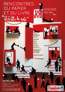 Rencontres du Papier et du Livre - Collectif JOB - Toulouse (81)