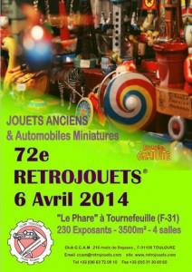 72ème Rétrojouets Tournefeuille (31)