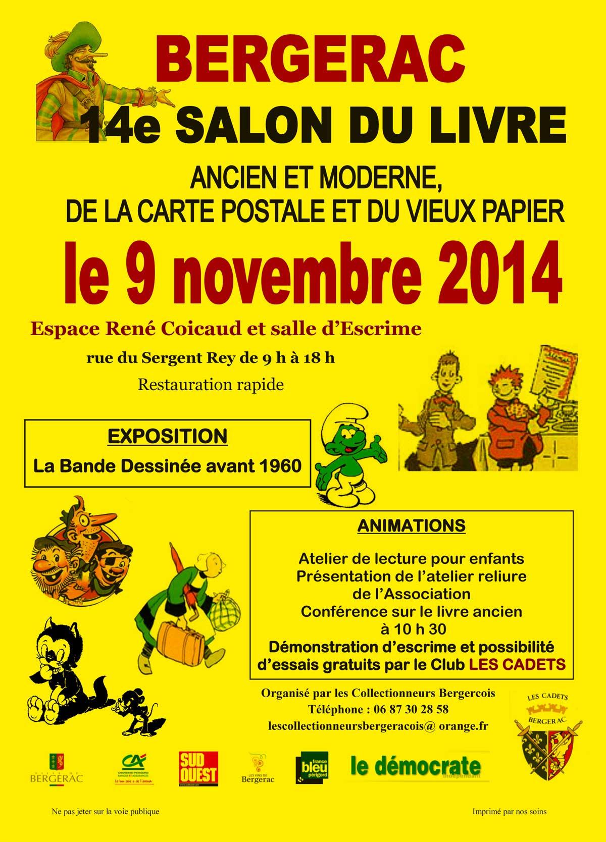 7 lire bergerac - Salon de the bergerac ...