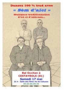 Sem d'aïci à Cestayrols (81)