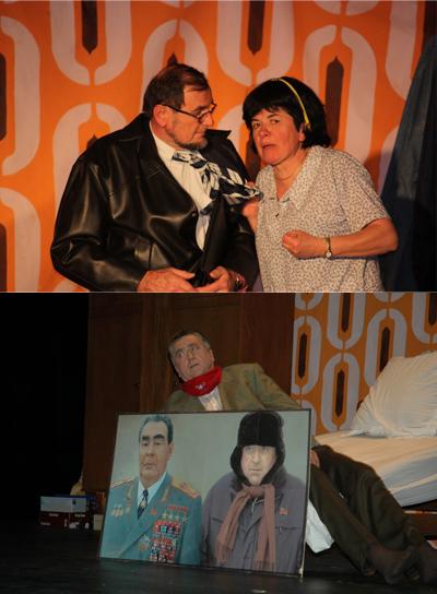Théâtre comique occitan avec la Trroupe del Trastet.
