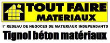 Tignol Béton Matériaux