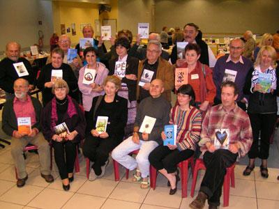 Les Auteurs au Salon de Nègrepelisse