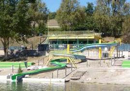 Nouvelle saison pour la piscine monclar de quercy for Piscine saint sardos