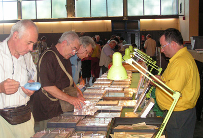 La passion des pièces ou monnaies anciennes et leur collection: les numismates seront présents dimanche 29 août à la bourse toutes collections de Monclar de Quercy (82).