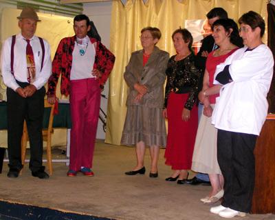 La troupe de Vazerac Labarthe
