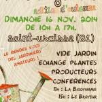 5èmes Vies de jardin à Saint-Urcisse (81)