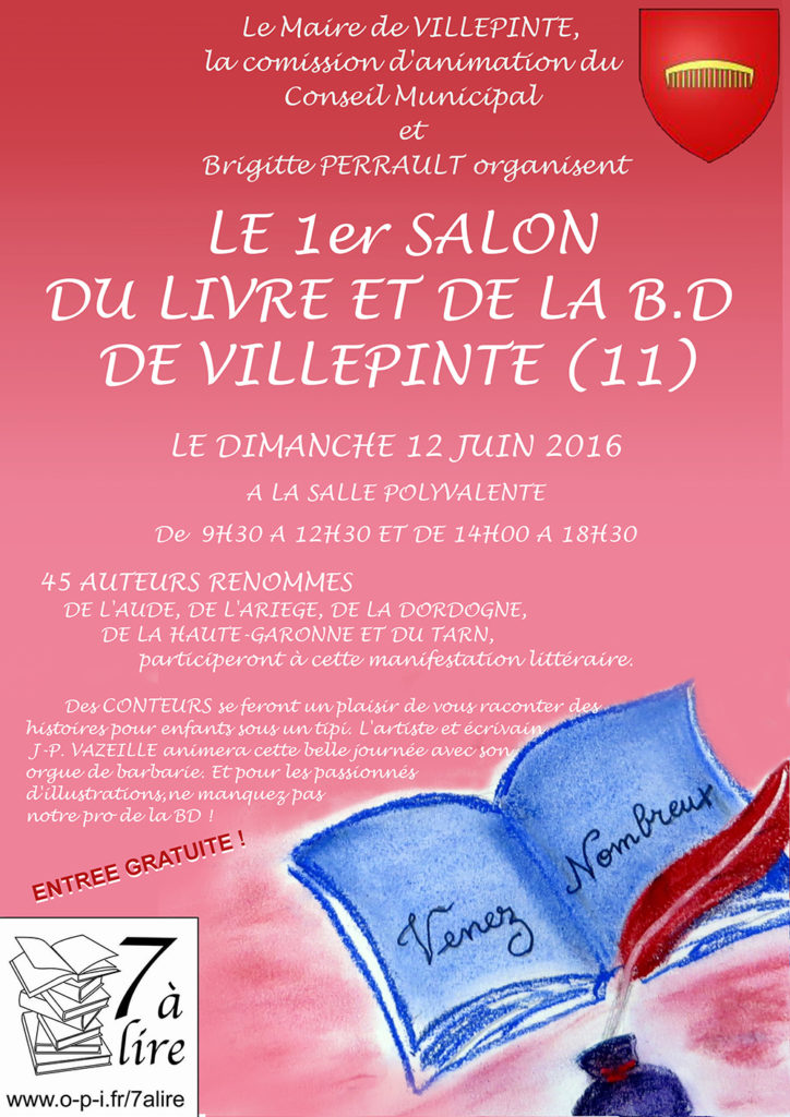 1er Salon du Livre de Villepinte (11)