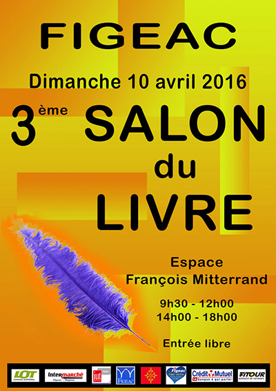 Salon du Livre de Fgeac (46)