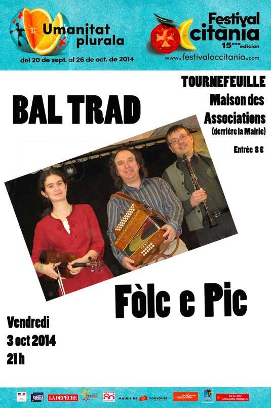 Bal Trad à Tournefeuille (31)