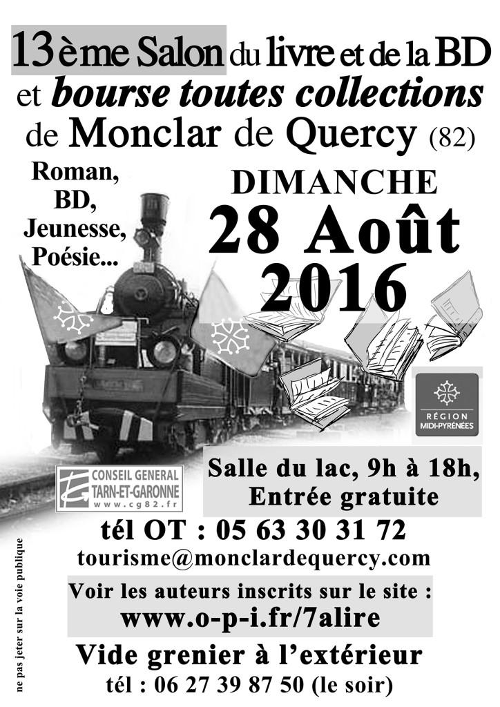 Salon du Livre Monclar de Quercy (82)