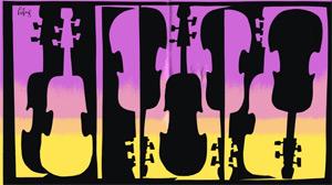 Au Rendez-vous des violons.