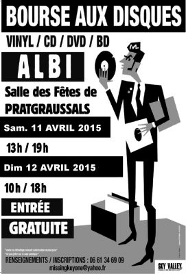 Bourse Albi 2015