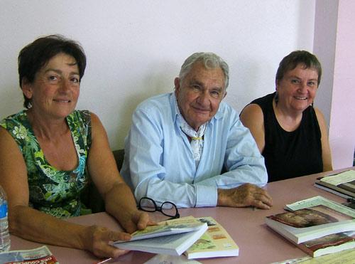 Salon du Livre de Cocumont - Marc Galabru