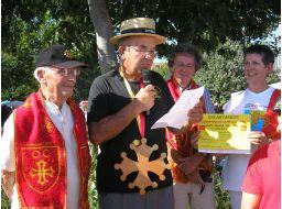 24 d'agost de 2008 La Toma del ramièr Joan Maria-Maraval 1° Companhon