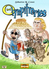 Les Olympitreries. Sébastien R. COSSET