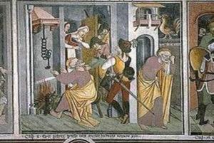 """La cuisine au Moyen Age"". Béatrice ORTEGA"