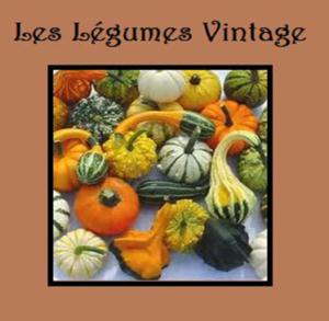 """""""Les Légumes vintage. Les légumes anciens au goût du jour."""" Béatrice ORTEGA"""