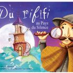 """""""Du rififi au Pays du Silence"""". Album Jeunesse - Livre disque. Jacques BIENVENU"""