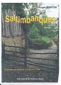 """Saltimbanques"". Roger MARTINI"