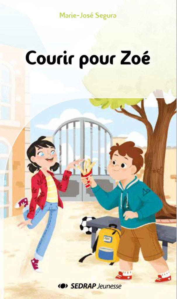"""Courir pour Zoé"". Marie-José SEGURA"