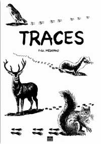 """Traces"". Frédéric MEDRANO."