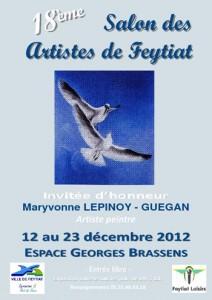 18ème Salon des artistes de Feytiat