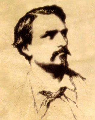Frédéric MISTRAL (1830-1914) Prix Nobel de littérature, l'un des fondateurs du Félibrige.