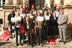 Nominés et Jury 2015 - Concours de la Nouvelle des Gourmets de Lettres pour les jeunes.