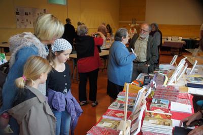 Parisot - Salon du Livre 2012