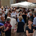 Une place noire de monde ! Bravo au Réveil occitan qui a su mobiliser !