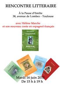 Rencontre  Héléne Marche