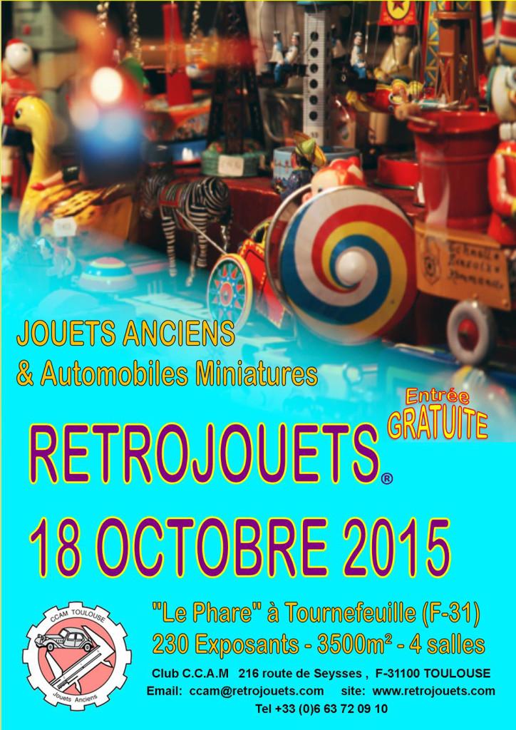 75ème Rétrojouets à Tournefeuille (31)