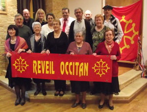 L'équipe du Réveil Occitan