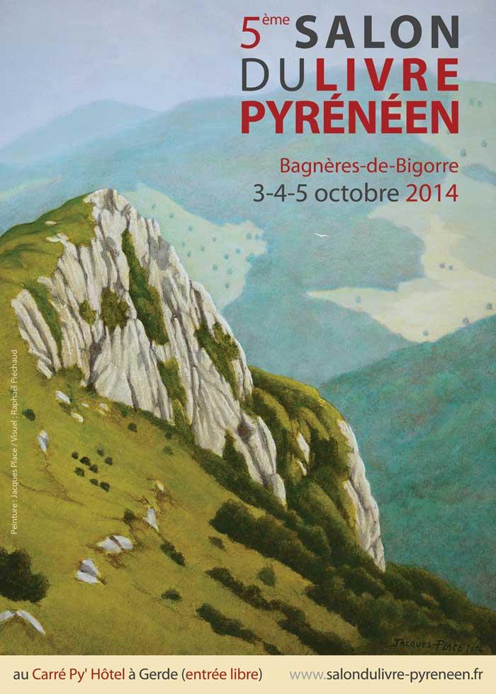 Salon du Livre Pyrénéen 2014 - Bagnères de Bigorre